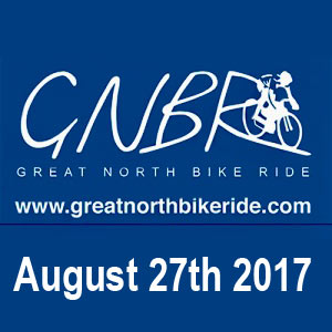 Great North Bike Ride 2017