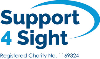 Support 4 Sight logo